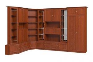 стенка Марина 15 (угловая) - Мебельная фабрика «Континент»