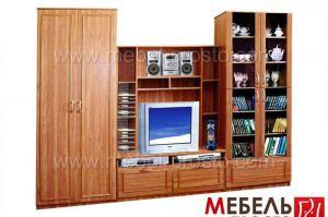 Стенка - Николь 1 - Мебельная фабрика «МЕБЕЛЬ ПРОСТО»