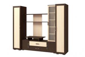 Стенка Омега 14 - Мебельная фабрика «Континент»
