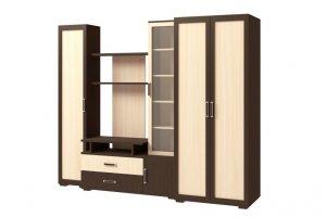 Стенка Омега 4 - Мебельная фабрика «Континент»