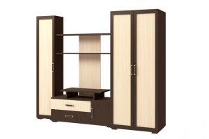 Стенка Омега 8 - Мебельная фабрика «Континент»