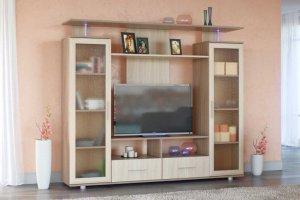 Стенка под телевизор Симфония - Мебельная фабрика «Эко»