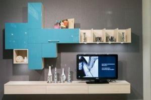 Стенка под ТВ - Мебельная фабрика «Люкс-С»