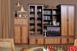 Стенка - Полонез - Мебельная фабрика «МЕБЕЛЬ ПРОСТО»
