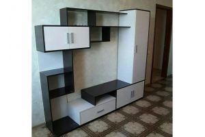 Стенка с распашным шкафом - Мебельная фабрика «SamSam»