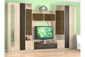 Стенка ТВА СИТИ в гостиную - Мебельная фабрика «Премиум»