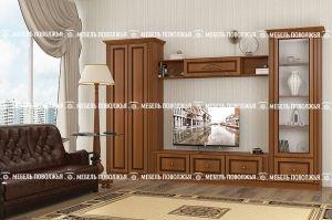 Стенка Уют в гостиную - Мебельная фабрика «Мебель Поволжья»
