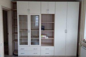 Стенка в гостиную - Мебельная фабрика «Мебель +5»