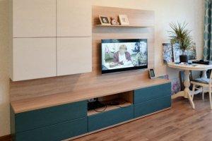 Стенка в гостиную - Мебельная фабрика «Ре-Форма»