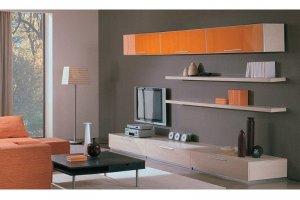 Стенка в гостиную - Мебельная фабрика «Мелиада»