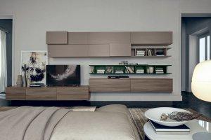 Стенка в гостиную - Мебельная фабрика «MipoLine»