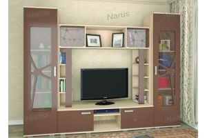 Стенка в гостиную - Мебельная фабрика «НАРУС»