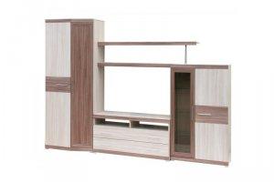 Стенка в гостиную Бьянка - Мебельная фабрика «Планета Мебель» г. Ангарск