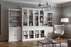 Стенка в гостиную Caprio - Мебельная фабрика «ОГОГО Обстановочка!»