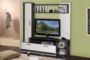 Стенка в гостиную Дзетта - Мебельная фабрика «Балтика мебель»