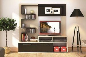 Стенка в гостиную Евро - Мебельная фабрика «ARC мебель»