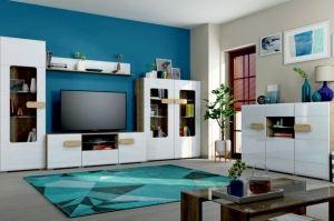 Стенка в гостиную Фортуна - Мебельная фабрика «АСМ-модуль»