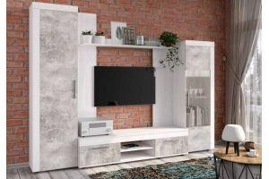 Модульная гостиная Лофт - Мебельная фабрика «Эстель»