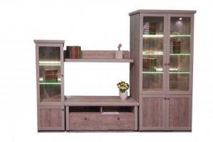 Стенка в гостиную Лючия - Мебельная фабрика «Стайлинг»