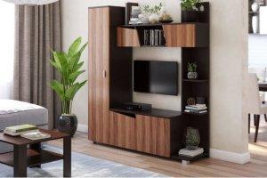 Стенка в гостиную Мадейра - Мебельная фабрика «КБ-Мебель»
