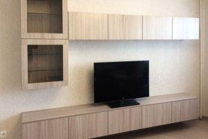 Стенка в гостиную Минимализм - Мебельная фабрика «Ре-Форма»