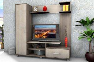 Стенка в гостиную модерн - Мебельная фабрика «Средневолжская мебельная фабрика»