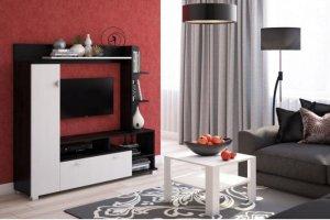 Стенка в гостиную Мона - Мебельная фабрика «КБ-Мебель»