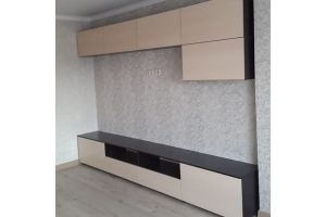 Стенка в гостиную на заказ - Мебельная фабрика «SamSam»