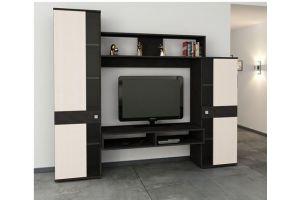 Стенка в гостиную Ника - Мебельная фабрика «Трио мебель»