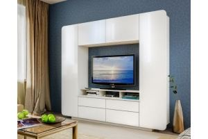 Стенка в гостиную Румба - Мебельная фабрика «ARC мебель»