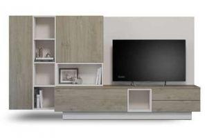 Стенка в гостиную SMART 502.24 - Мебельная фабрика «ROSS»