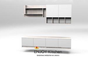 Стенка в гостиную st 6 - Мебельная фабрика «ENJOY Kitchen»