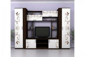 Стенка в гостиную Венера - Мебельная фабрика «Трио мебель»