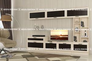Стенка в гостиную Верона - Мебельная фабрика «Мебель Поволжья»