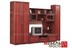 Стенка - Верона 1 - Мебельная фабрика «МЕБЕЛЬ ПРОСТО»