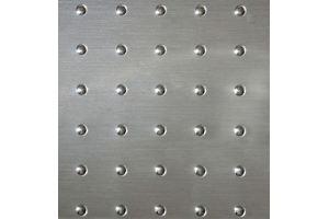 Стеновая панель BRUSHED 830 SILVER 3D - Оптовый поставщик комплектующих «Древиз»