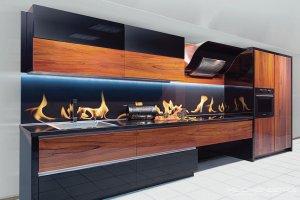 Стильная дорогая кухня ENERGY TINEO - Мебельная фабрика «KUCHENBERG»