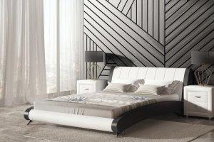 Стильная кровать VERONA - Мебельная фабрика «СОНУМ»