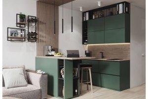 Стильная кухня Агата - Мебельная фабрика «GRETA»