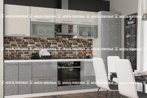 Стильная кухня Эпиграф - Мебельная фабрика «Мебель Поволжья»