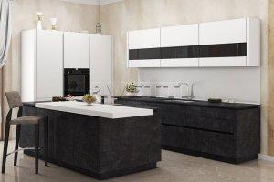 Стильная Кухня Fenix - Мебельная фабрика «Avetti»