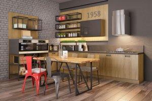Стильная Кухня Лэнд - Мебельная фабрика «Первая мебельная фабрика»