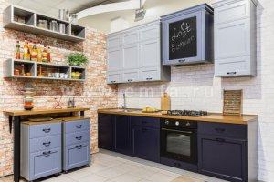 Стильная кухня  Loft   - Мебельная фабрика «Энгельсская (Эмфа)»