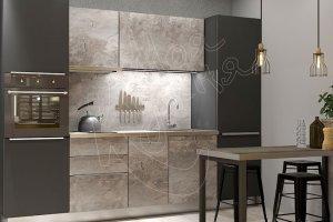 Стильная кухня Лофт - Мебельная фабрика «Моя кухня»