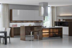 Стильная кухня MARIA VEGA - Мебельная фабрика «Giulia Novars»