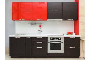 Стильная кухня с фасадом из МДФ Адванс - Мебельная фабрика «Хомма»