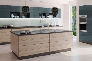 Стильная кухня с островом Изабелла - Мебельная фабрика «LEVANTEMEBEL»