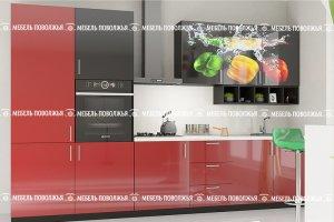 Стильная кухня Триада - Мебельная фабрика «Мебель Поволжья»