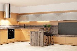 Стильная мебель для кухни и гостиной - Мебельная фабрика «Линда»