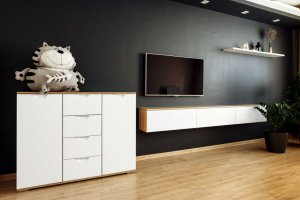 Стильная мебель в гостиную - Мебельная фабрика «Агата»